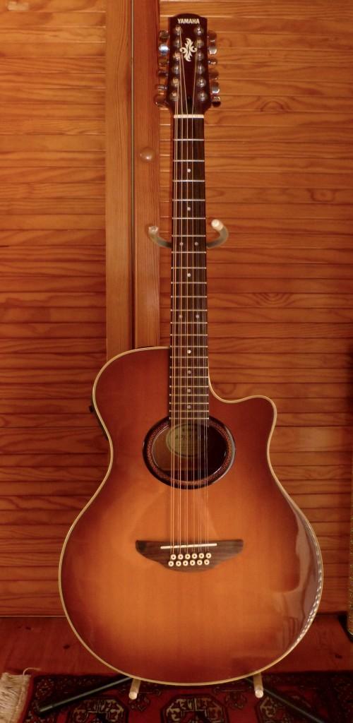 Vendo guitarra 12 cuerdas yamaha apx 5 12a en barcelona for Guitarras barcelona