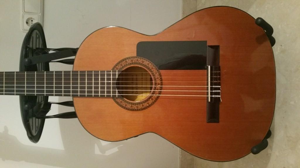 Vendo guitarra parram n fishman en barcelona for Guitarras barcelona