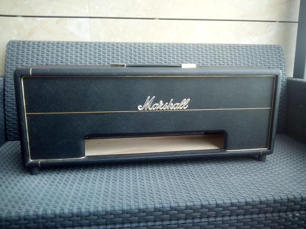 Mueble Para Cabezal Amplificador Marshall Plexi 100w Guitarrista # Muebles Rastro Granada