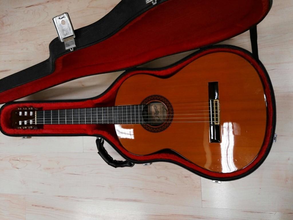 Vendo guitarra ramirez en barcelona hispasonic for Guitarras barcelona