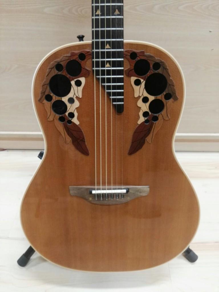 Vendo guitarra ovation elite 1718 usa en barcelona for Guitarras barcelona
