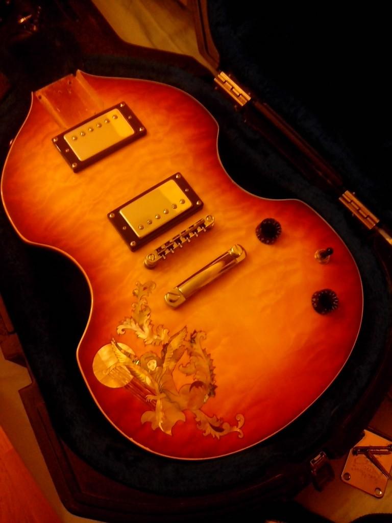 Vendo cuerpo guitarra viol n de luthier en madrid for Que es un luthier
