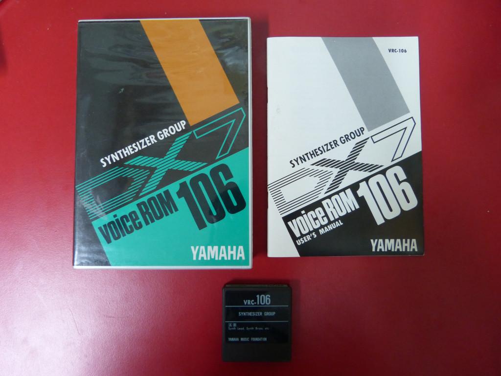 Cartuchos para Yamaha DX7 y tarjetas para Korg M1 de segunda mano por 50 €  en Madrid