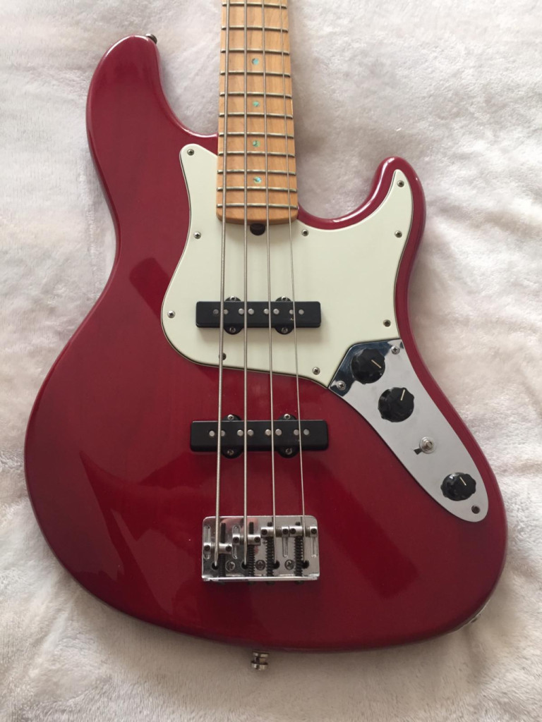Circuito Jazz Bass Pasivo : Fender jazz bass deluxe usa de segunda mano por u ac en