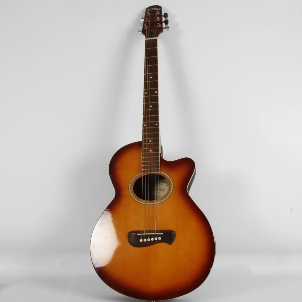 Vendo guitarra electroac stica artisan de segunda mano en for Guitarras barcelona
