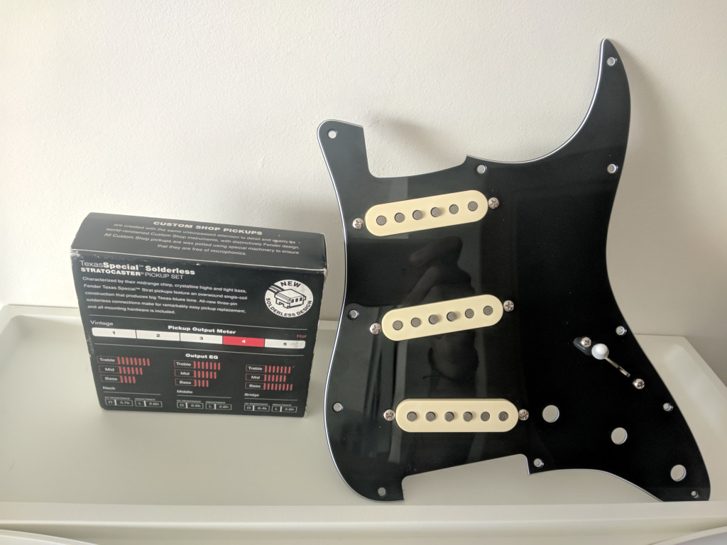 Fender Texas Special Solderless Strat Pickups Best 2018 Custom Shop Pickup Wiring Diagram Trusted Diagrams U2022 Stratocaster Pic For